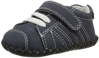 pediped Jake, Baby Boys' Standing Baby Shoes, Blue (Navy), 12-18 months Baby UK (19 EU)