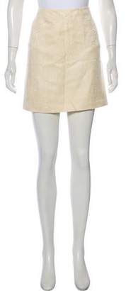 Valentino Mini Pencil Skirt