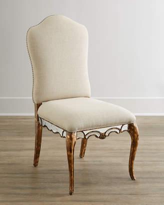 Hooker Furniture Briganti Mirrored Chair