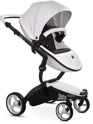 Mima Xari Stroller Starter Pack with Black Chassis