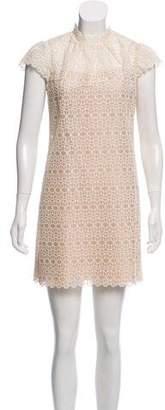 Milly Lace Mini Dress w/ Tags