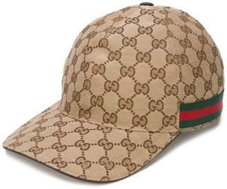 Gucci GG logo cap