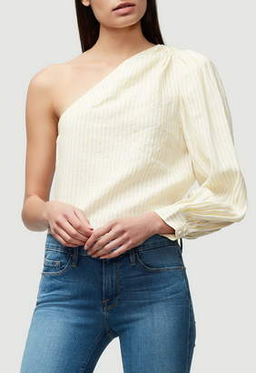 Frame One Shoulder Top