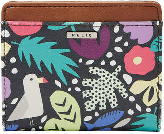 RELIC Relic Rfid Bifold Flip Fold Wallet