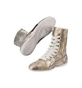 Puma Eskiva High Metallic Sneaker