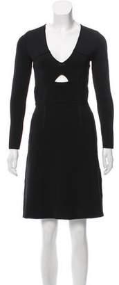 Issa Knit A-Line Dress