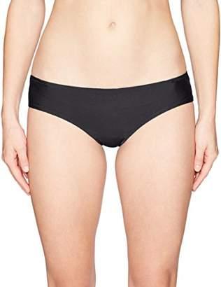 Smart & Sexy Smart+Sexy Women's Ruched Back Swim Bikini Bottom