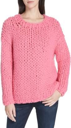 Eileen Fisher Alpaca Blend Sweater