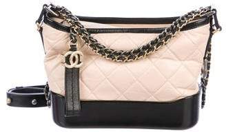 Chanel 2017 Small Gabrielle Hobo