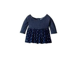 87b09f8251400 Splendid Littles Always Indigo Mixed Top (Infant)