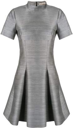 Bottega Veneta fit and flared dress
