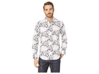 Robert Graham Andale Tailored Fit Sports Shirt