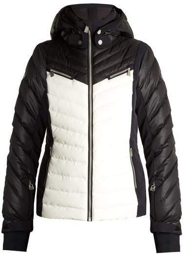 TONI SAILER Edie bi-colour technical ski jacket