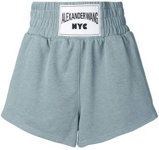 Alexander Wang loose-fit shorts