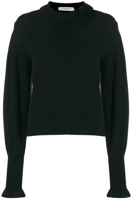 Philosophy di Lorenzo Serafini fold collar sweater