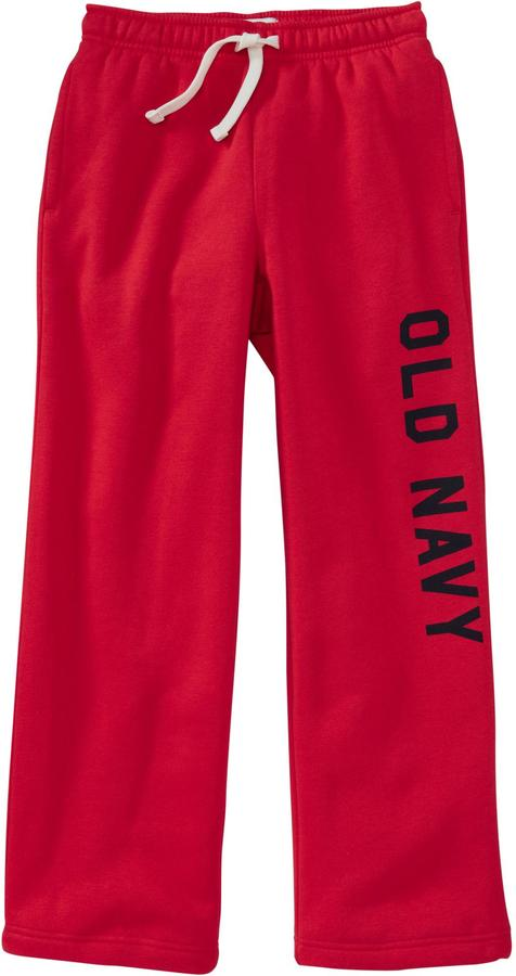 Old Navy Boys Logo-Drawstring Sweatpants