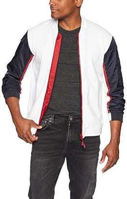 Armani Exchange A|X Men's Athletic Zipper Jacket