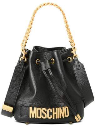 Moschino OFFICIAL STORE Bucket Bag