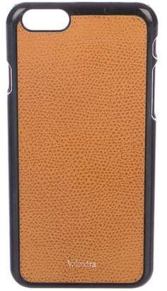 Valextra Pebbled Leather iPhone 5 Case
