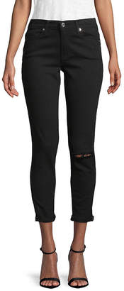 Genetic Los Angeles Naomi High Waist Ankle Pant