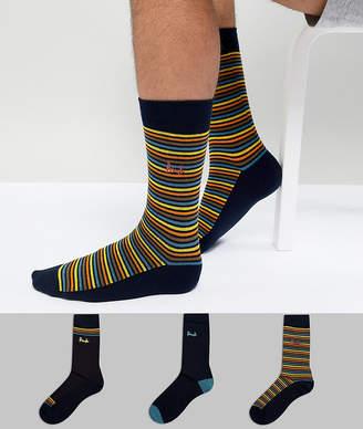Pringle Kentallen Socks 3 Pack