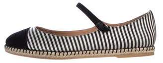 Tabitha Simmons Nelly Striped Espadrilles