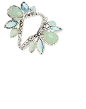 Women's Judith Jack Lakeside Openwork Cluster Ring $125 thestylecure.com