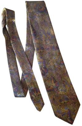 Moschino Vintage Multicolour Silk Ties