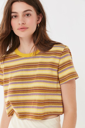 Urban Outfitters Striped Best Friend Tee