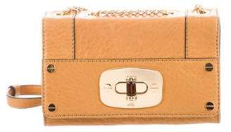 Milly Paneled Leather Crossbody