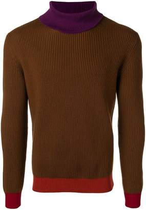 Altea ribbed knit jumper