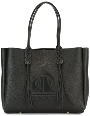 Lanvin fringed tote $1,795 thestylecure.com