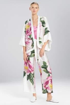 Josie Natori Clair De Lune Kimono Jacket