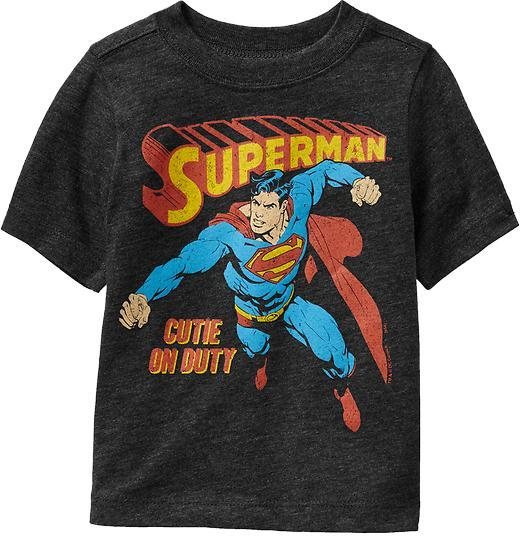 Old Navy DC Comics SupermanTM Tees for Baby