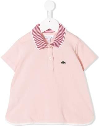 Lacoste (ラコステ) - Lacoste Kids コントラストカラー ポロシャツ
