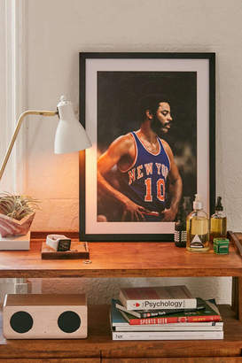 Victoria's Secret Getty Images Walt Frazier Knicks Celtics Art Print