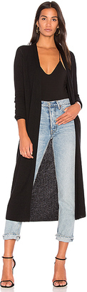 Theory Torina D Cardigan in Black $495 thestylecure.com