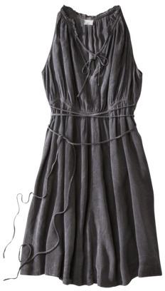 Converse One Star® Women's Sleeveless Gray Shirley Dress