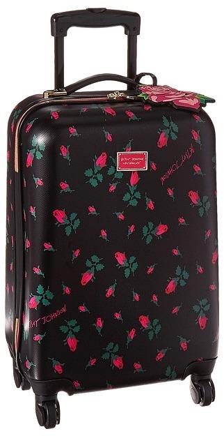 Betsey JohnsonBetsey Johnson Betsey Budz Small Carry-On Luggage