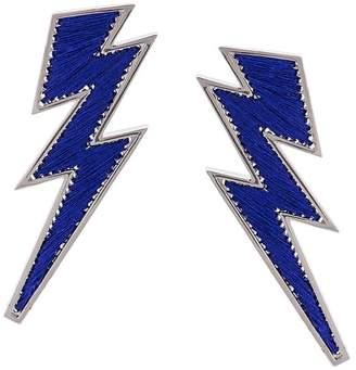 Mignonne Gavigan lightning earrings