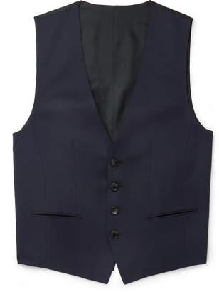 at Mr. Porter · HUGO BOSS Blue Wilson Slim-Fit Super 120s Virgin Wool  Waistcoat d192652fdb4b