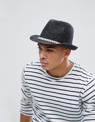 Barts Quest Summer Trilby Hat