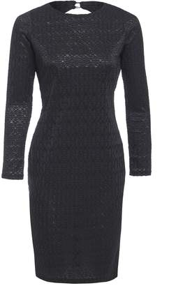 Sarvin - Morena Long Sleeve Backless Lace Dress