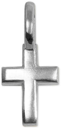 Alex Woo Sterling Silver Cross Mini-Charm in Sterling Silver