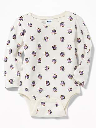 Old Navy Thermal Crew-Neck Bodysuit for Baby
