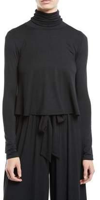 Rachel Pally Elodie Turtleneck Jersey Top, Plus Size