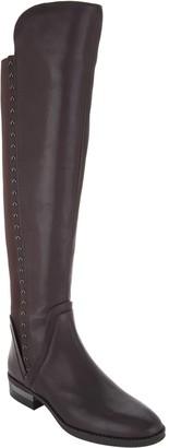 Vince Camuto Medium Calf Tall Shaft Leather Boots - Pardonal