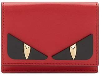Fendi micro trifold wallet