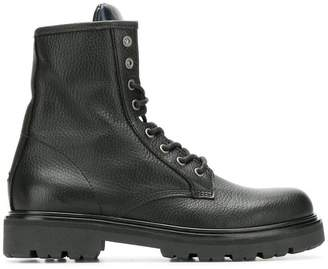 Tommy Hilfiger sequin logo boots