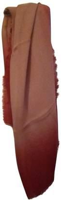 Bottega Veneta Beige Wool Scarves